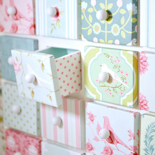Scrapbook Paper Advent House by Torie Jayne
