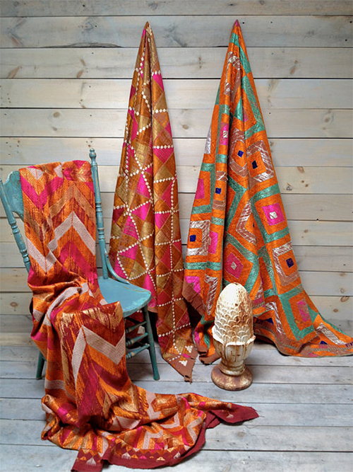 Antique Bagh Wedding Canopies from Chez Boheme