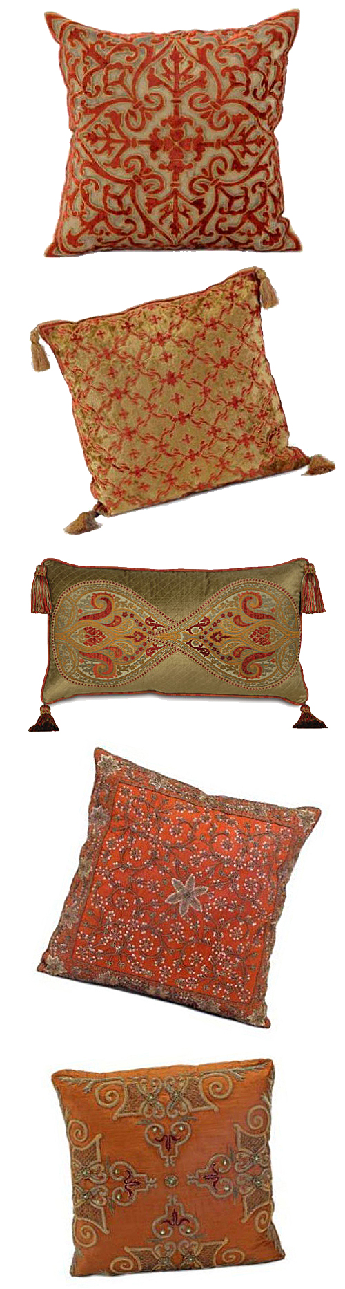 Pillows from Indeed Decor