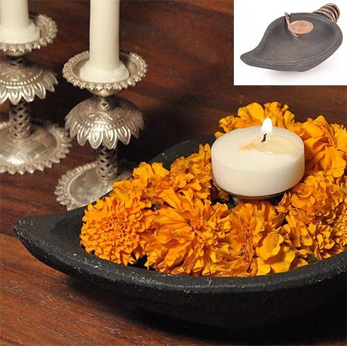Candleholder from Jaypore