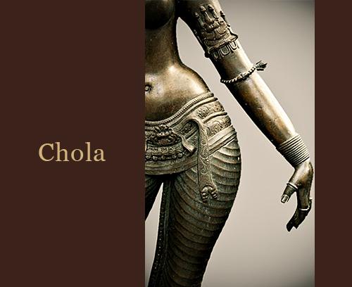 Chola Parvati