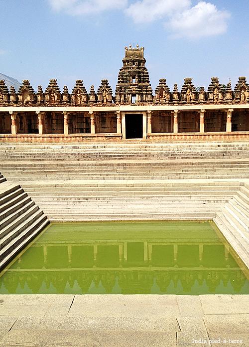 Nandi Hills Bhoga Nandeeshwara Temple Well