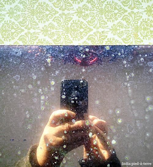 Krylon Looking Glass Spray Paint Antiqued Mirror Look