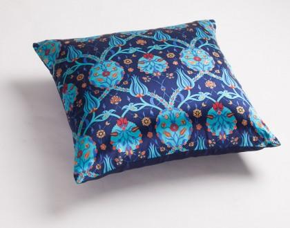 Bursa Silk Turkish Tulip Pillow from Arastan