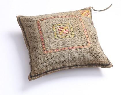 Chinese Batik Cushion from Arastan in Bangalore