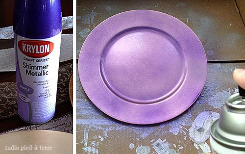 Krylon Shimmer Metallic Spray Paint