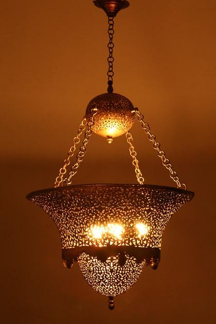 Moroccan Lamp at Arastan