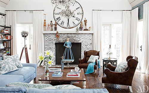 This Living Room Belongs to ... Ozzy Osbourne