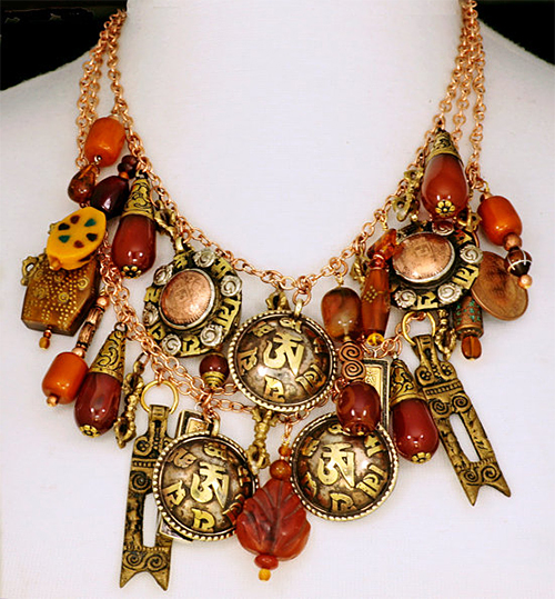 From Silk Road Jewelry Shop on Etsy