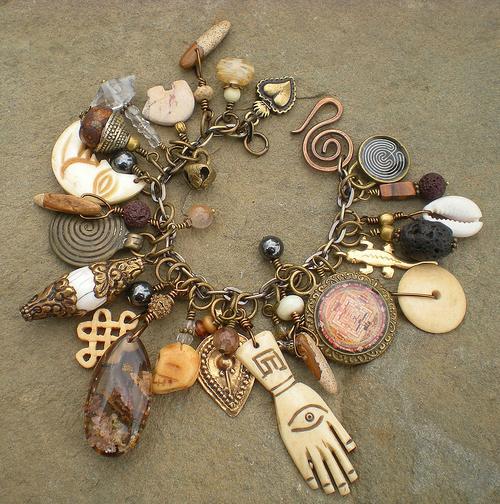 Shaman Bracelet by Maggie Zee
