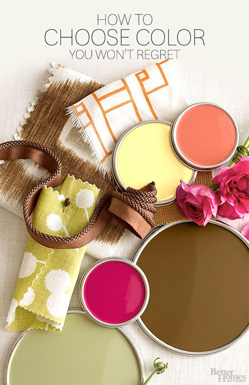 How to Choose Paint Color You Won't Regret