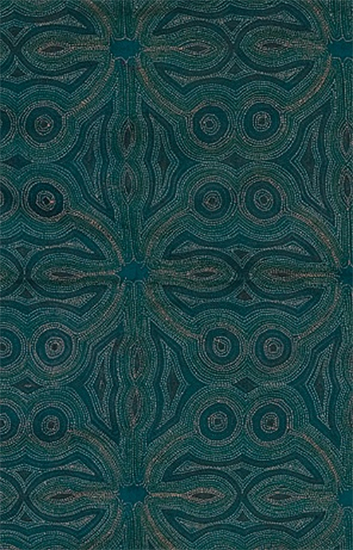 Embroidered Nagaland Textile via Saffronart