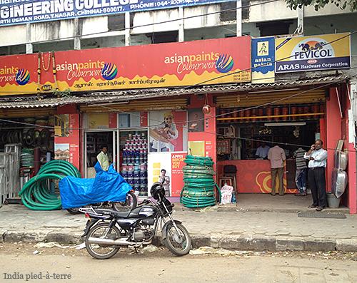 Asian Paints in T Nagar Chennai