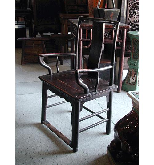Chinese Chair Found in Baan Tawai Thailand