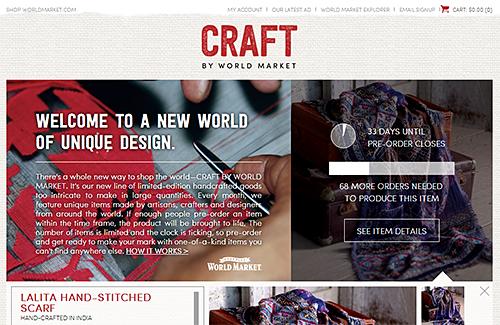 CRAFT by World Market