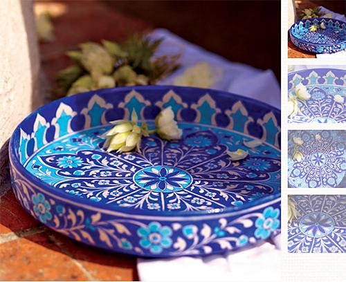 Ceramic Platter CRAFT by World Market