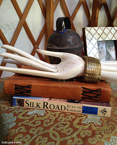 Glamping Silk Road Style