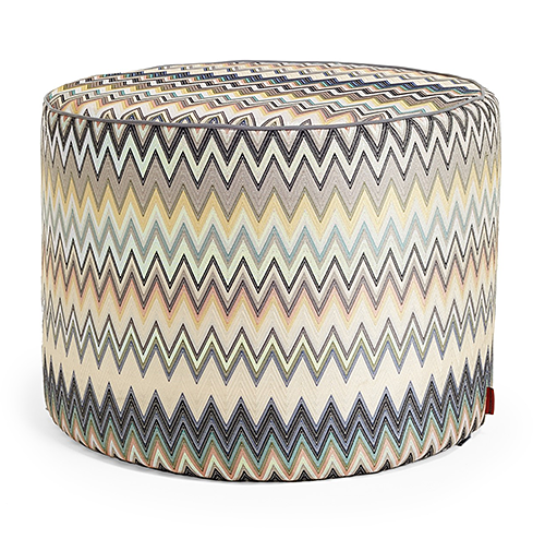 Missoni Pouf at ABC Carpet and Home