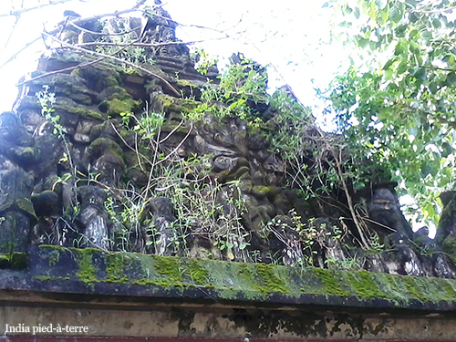Main Mandap Osur Temple