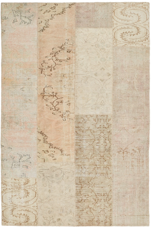 ABC Carpet and Home Patchwork Rug