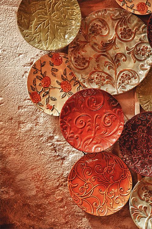 Cluster of Plates via Kus Kafesi