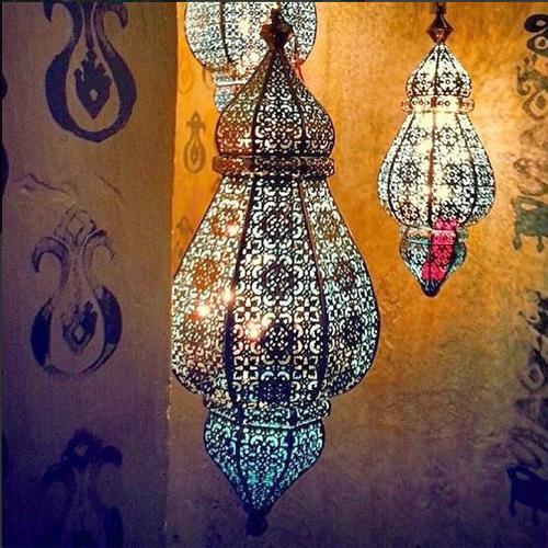 Good Earth India Lanterns