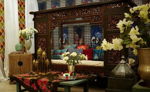 Good Earth Samarqand Collection