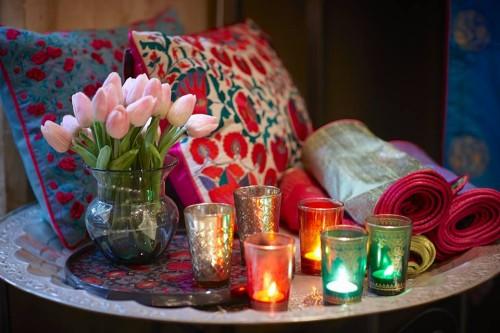 Good Earth India Samarqand Collection Pillows