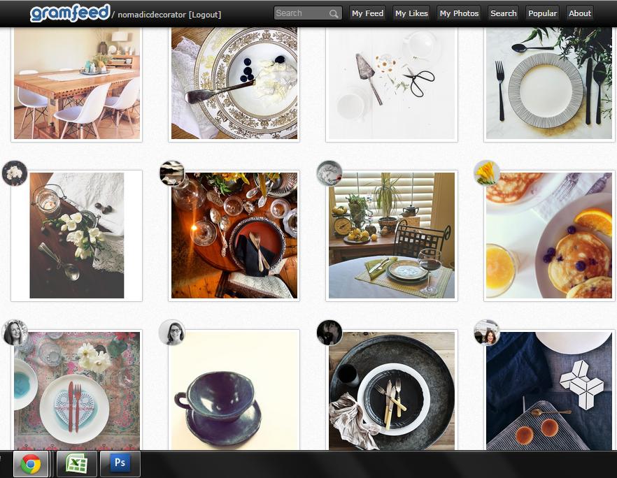 #7vignettes on Instagram