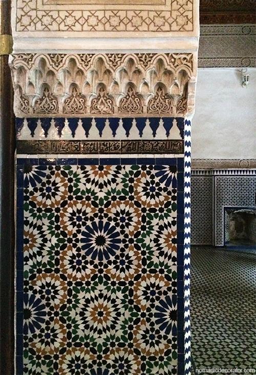 Bahia Palace Patterns