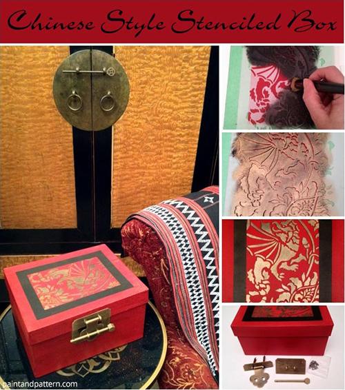 Chinese Style Box