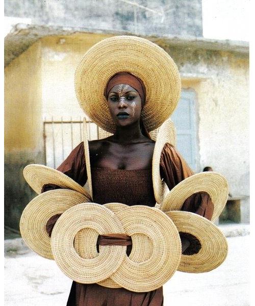Fashion in Dakar by Sibylle Bergemann