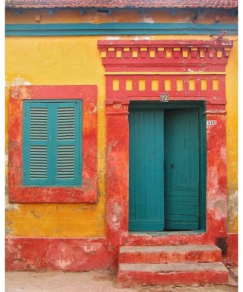 Senegal Color