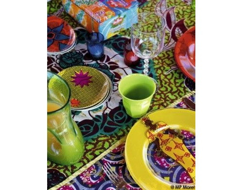 Senegal Style Tabletop