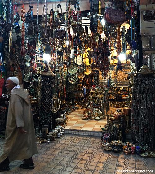 Souk Shopping in Marrakech