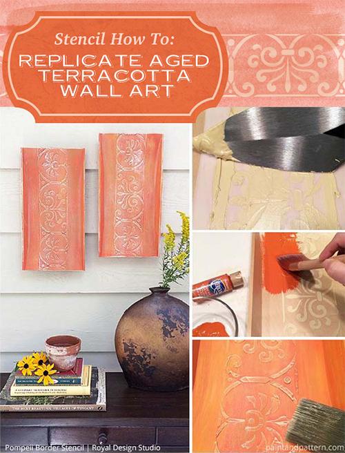 Terra Cotta Wall Art