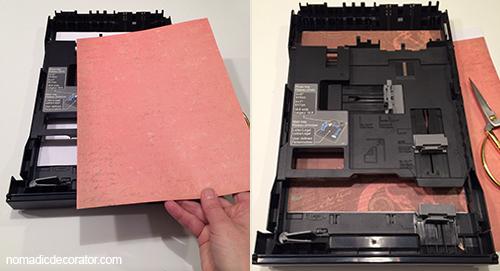 Printing on Scrapbook Paper