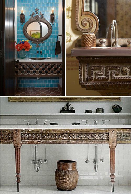 Bathroom Vanity Inspiration Photos