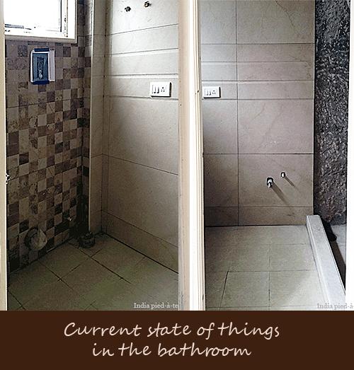 Current Bathroom Status