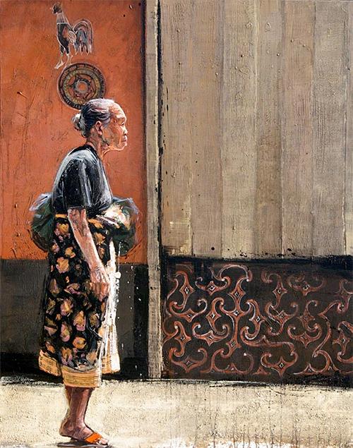 Femme Toraja by Emmanual Michel