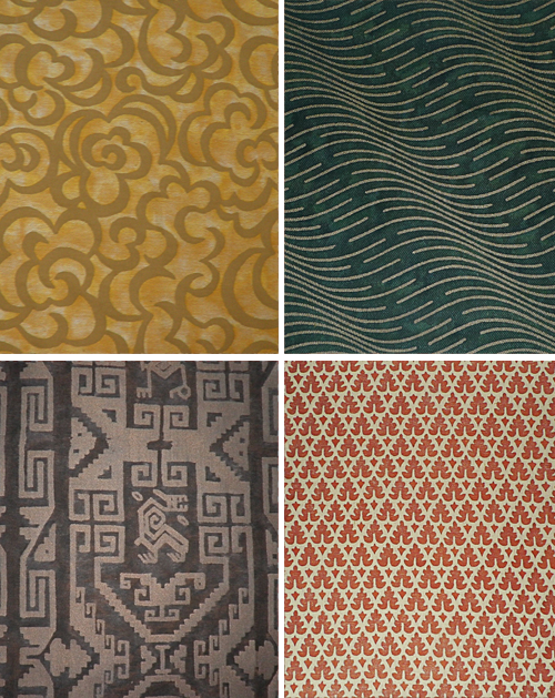 Fortuny Fabric Remnant Patterns from eBay Store rrrca1