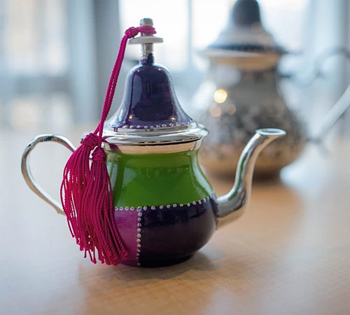 Moroccan Teapot from MoroCrafts Kickstarter Campaign