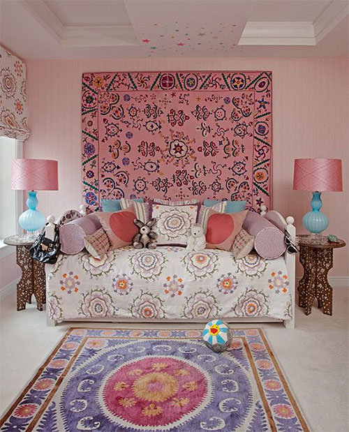 Childrens Room Designed by Martyn Lawrence Bullard