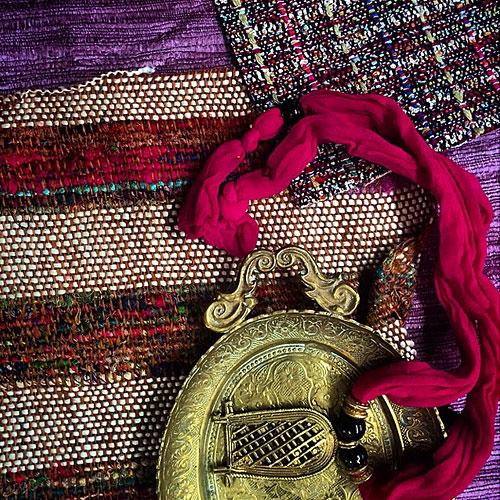 Paige Morse Textured Textiles on Instagram
