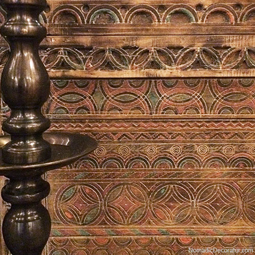 Morocco Patterns and Shapes