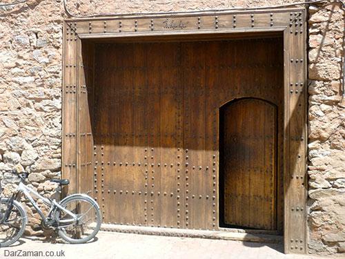 Mustapha Blaoui Entrance via Dar Zaman