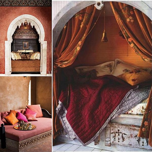 Moroccan-Nooks
