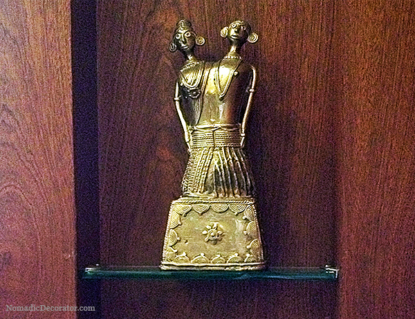 Brass Figurine from India