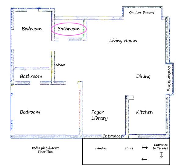 Chennai Apartment Floor Plan