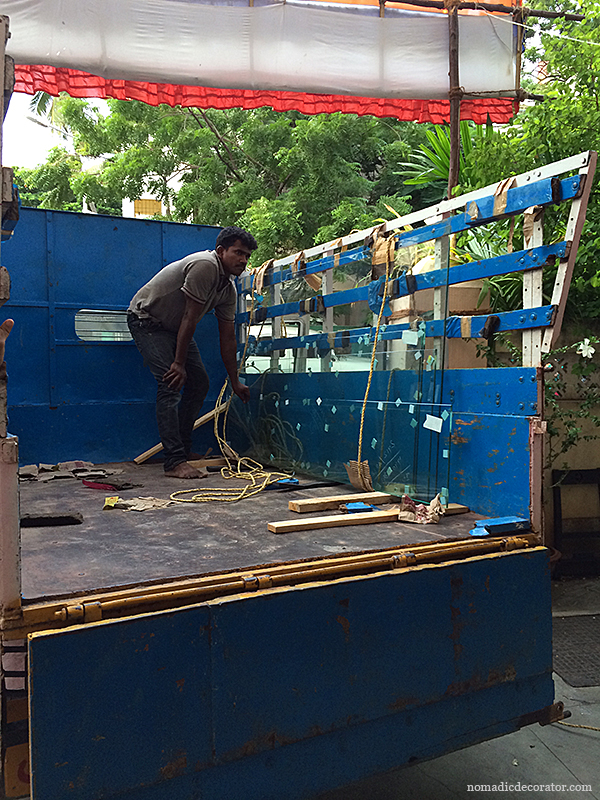 Chennai Glass Shower Walls